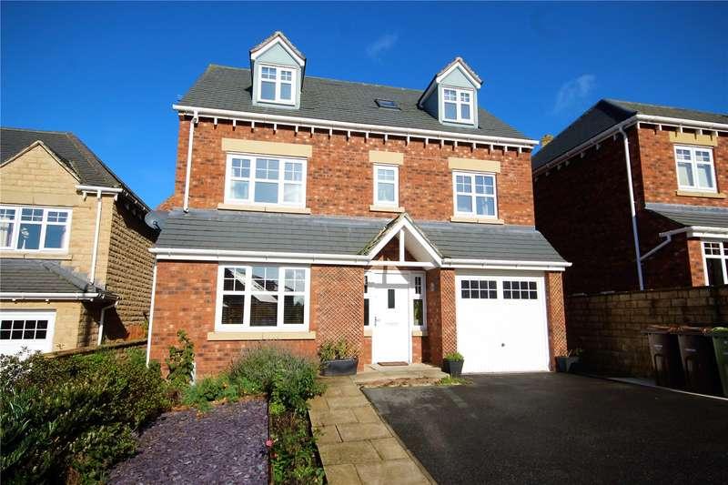 5 Bedrooms Detached House for sale in Rosefield Avenue, Woolley Grange