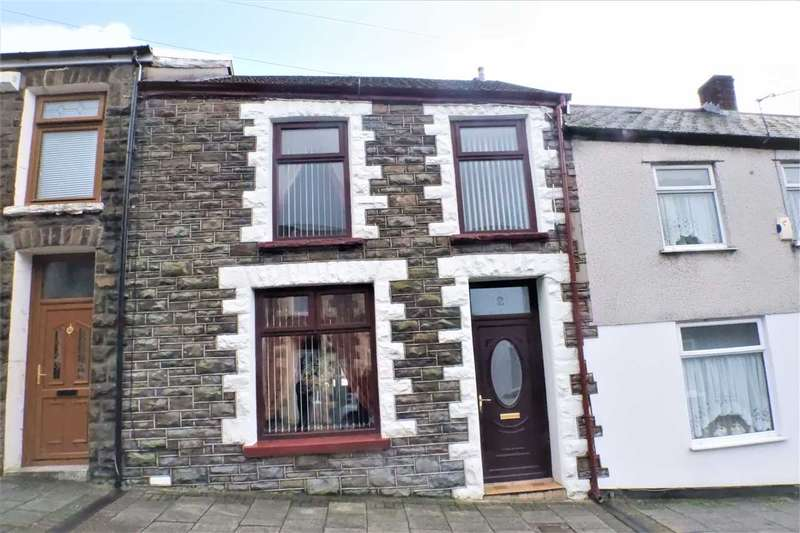3 Bedrooms Terraced House for sale in Treharne St, Pentre