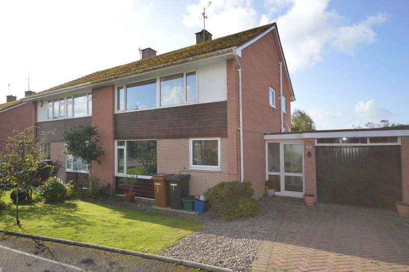 3 Bedrooms Semi Detached House for sale in Meadowfield, Gosforth, Seascale, Cumbria, CA20