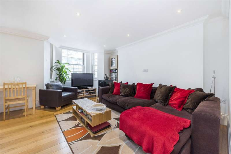 2 Bedrooms Apartment Flat for sale in Huntley Street, Bloomsbury, London, WC1E