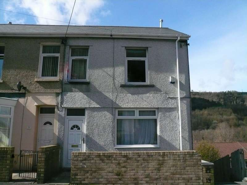 2 Bedrooms Terraced House for rent in Mount Pleasant, Merthyr Vale CF48