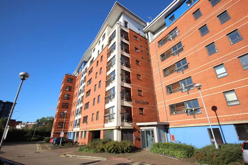 2 Bedrooms Apartment Flat for rent in Pinsent, Riverside Exchange S3