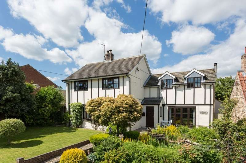 5 Bedrooms Detached House for sale in Main Street, Sheriff Hutton, York, YO60