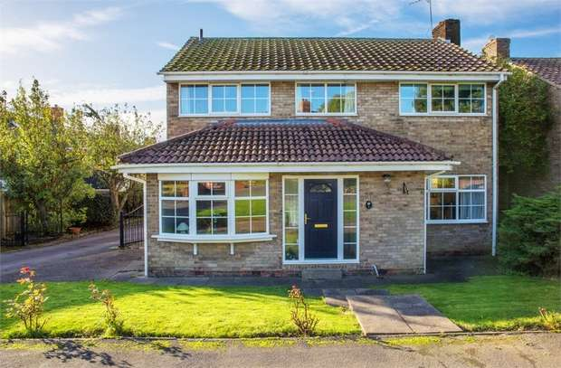 4 Bedrooms Detached House for sale in Stoneybeck, Bishop Middleham, Ferryhill, Durham