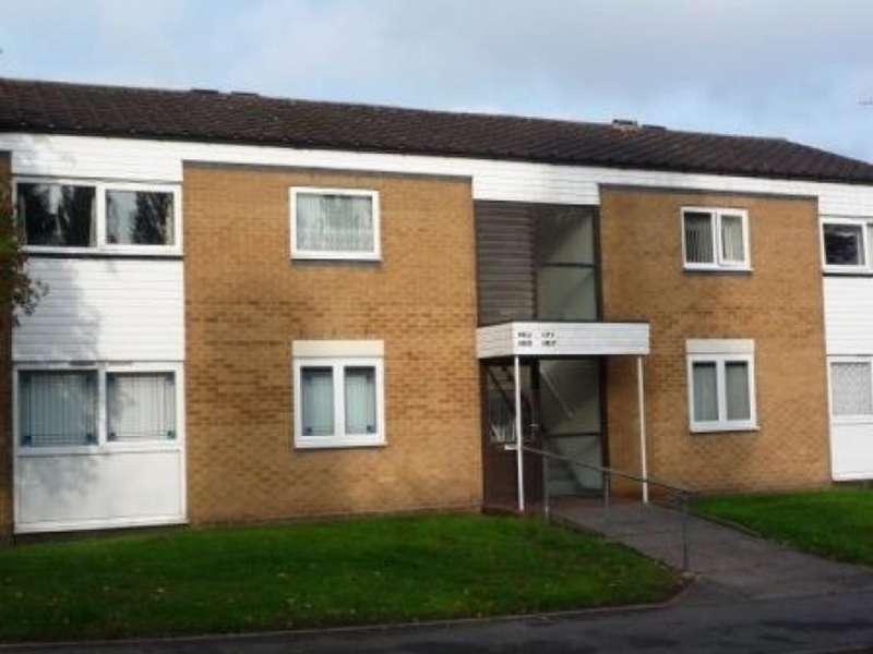 1 Bedroom Flat for rent in Braceby Avenue, Kings Heath, Birmingham B13