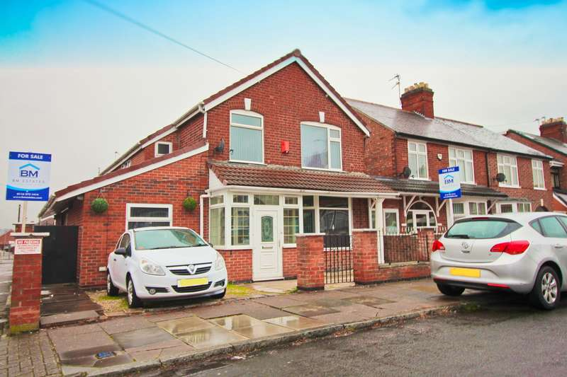 5 Bedrooms Detached House for sale in Saville Street, Leicester, LE5