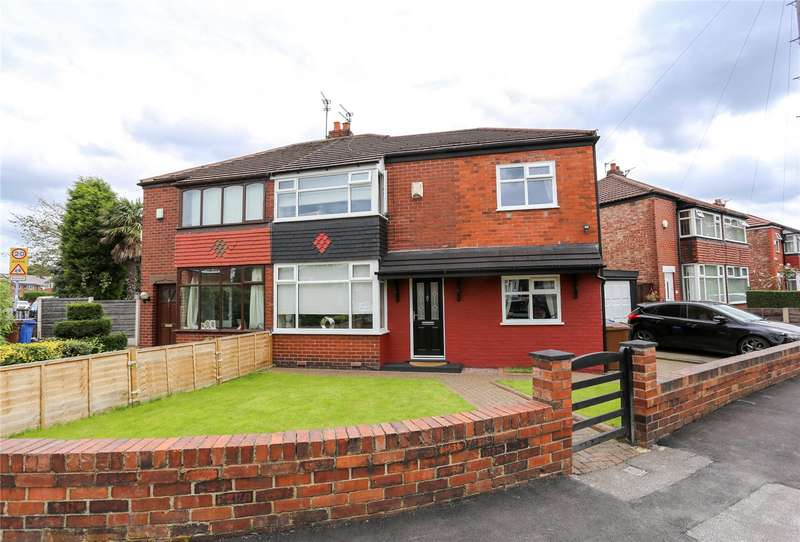 3 Bedrooms Semi Detached House for sale in Somerford Road, Reddish, Stockport, SK5