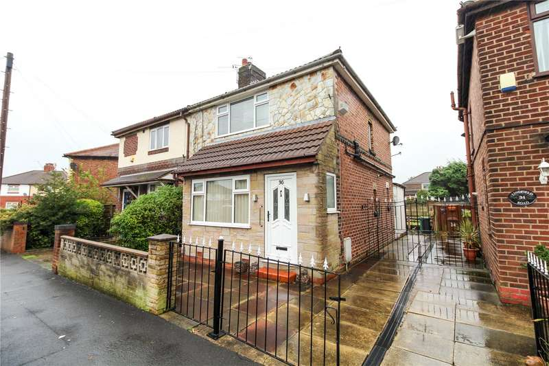 3 Bedrooms Semi Detached House for sale in Lindfield Road, Reddish, Stockport, SK5