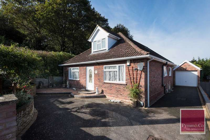 4 Bedrooms Chalet House for sale in Woodlands Road, New Costessey