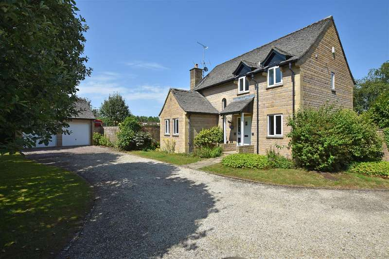 4 Bedrooms Detached House for sale in Woodlands, Pickwick, Corsham
