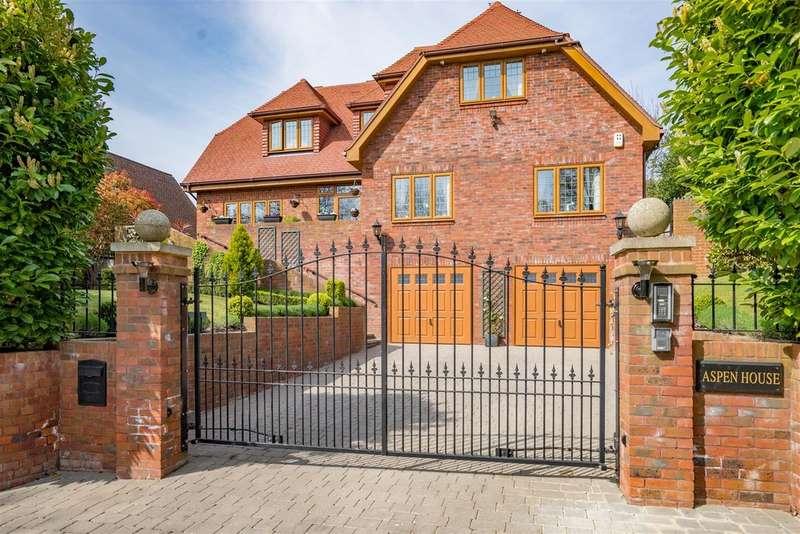5 Bedrooms Detached House for sale in Peelings Lane, Westham, Pevensey BN24