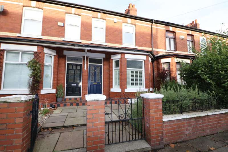 3 Bedrooms Terraced House for rent in Wilton Road, Chorlton M21