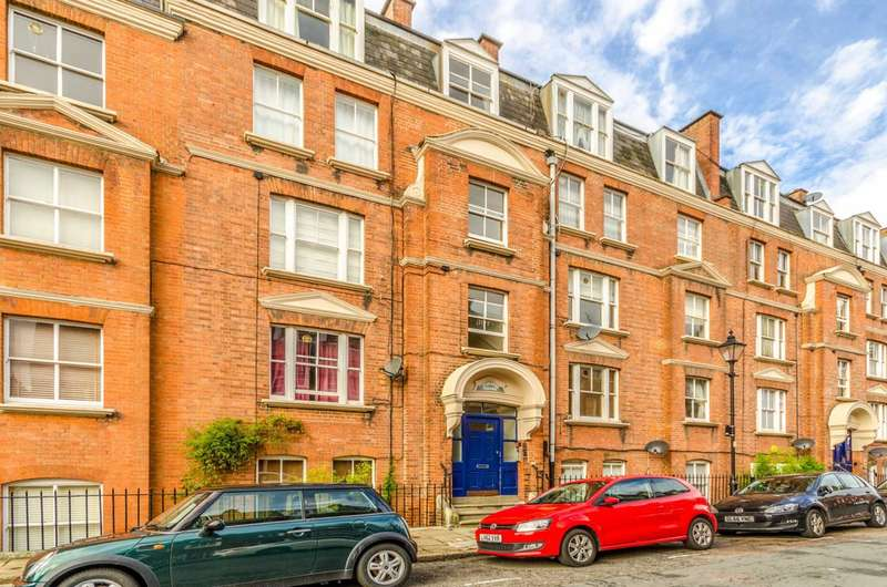 1 Bedroom Flat for sale in Pleasant Place, Islington, N1