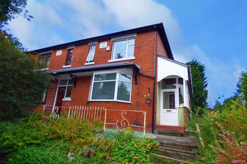 3 Bedrooms Semi Detached House for sale in Hill Street, Heywood, Greater Manchester, OL10