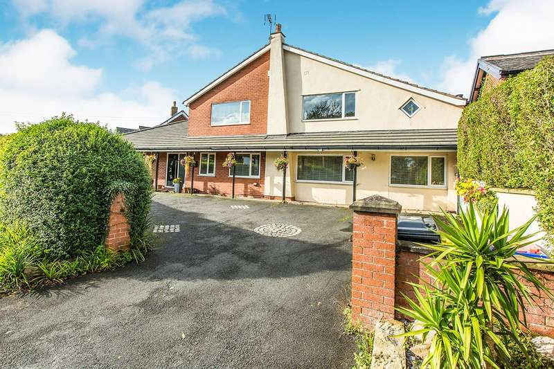 5 Bedrooms Detached House for sale in Whinfield Lane, Ashton-on-Ribble, Preston, Lancashire, PR2
