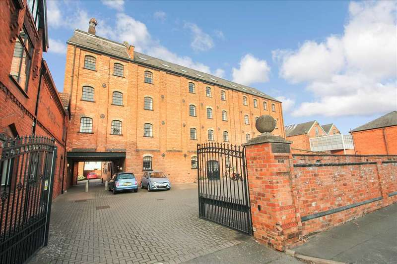 3 Bedrooms Apartment Flat for sale in Crown Mill, Vernon Street, Lincoln