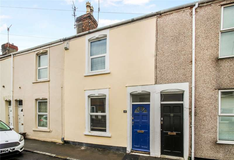 2 Bedrooms Terraced House for sale in Stanley Street North, Bedminster, Bristol BS3