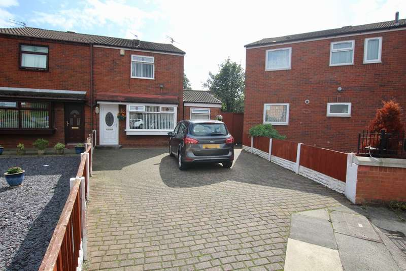 3 Bedrooms Semi Detached House for sale in Glaslyn Way, Walton, Liverpool, L9