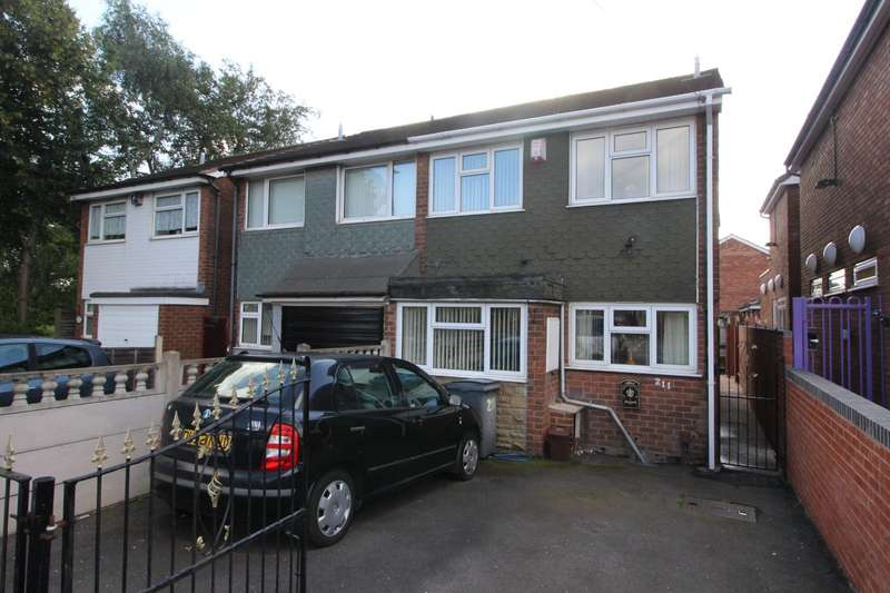 3 Bedrooms Semi Detached House for sale in Horseley Heath, Tipton, West Midlands, DY4