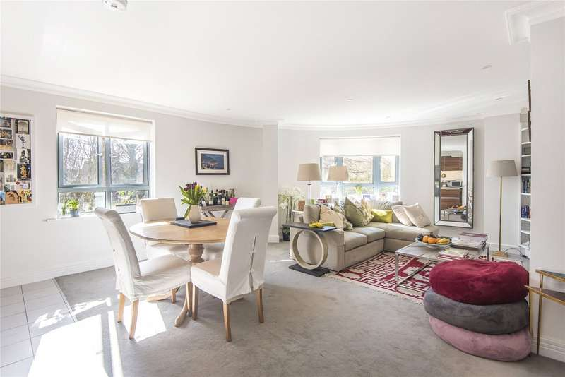 3 Bedrooms Flat for sale in Furnace House, Walton Well Road, Oxford, OX2