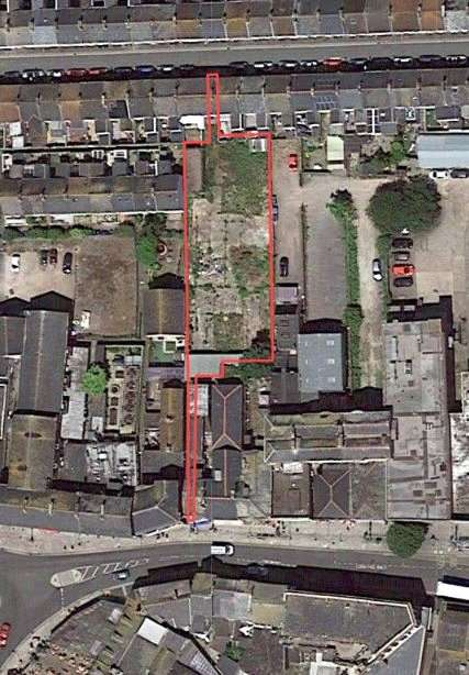 Land Commercial for sale in SITE FOR 17 APARTMENTS, Exmouth, Devon