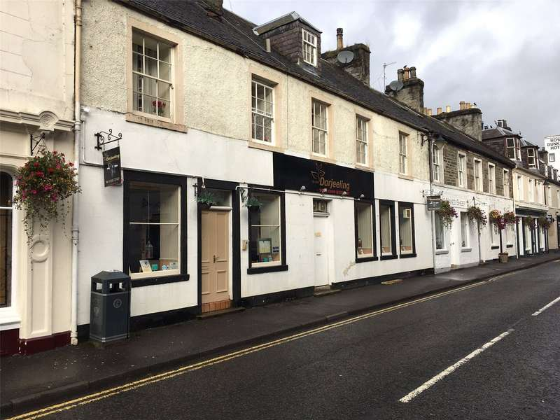 Retail Property (high Street) Commercial for sale in 3-5 Atholl Street, Dunkeld, Perth and Kinross, PH8