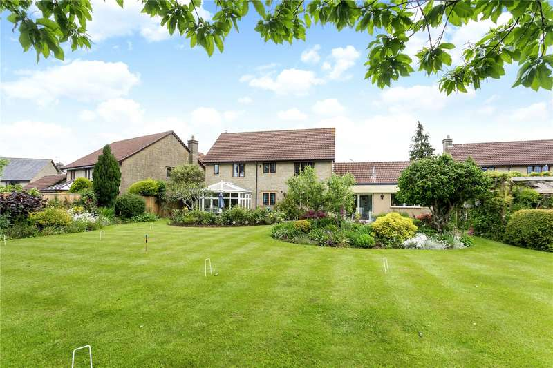 5 Bedrooms Detached House for sale in Yew Tree Close, Langford, Bristol, BS40