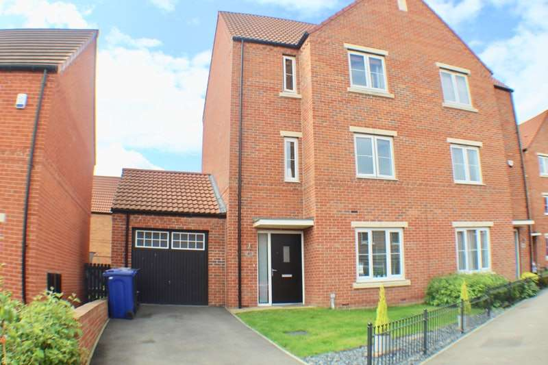3 Bedrooms Semi Detached House for sale in Dove Road, Mexborough, South Yorkshire, S64