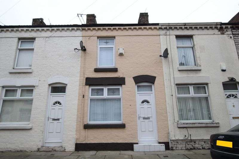 2 Bedrooms Property for sale in Westcott Road, Anfield, Liverpool, L4