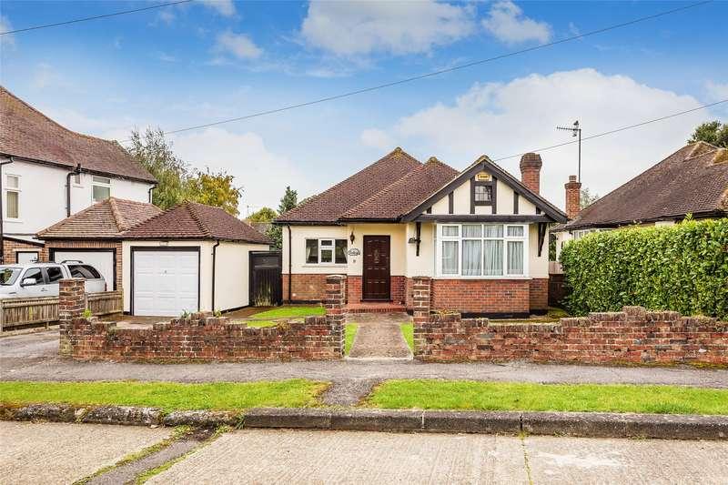 2 Bedrooms Detached Bungalow for sale in Woodlands Drive, South Godstone, Godstone, Surrey, RH9