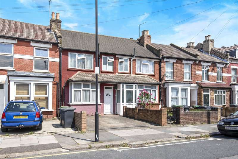 3 Bedrooms Terraced House for sale in Granville Road, London, N22