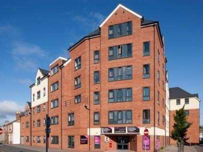 1 Bedroom Flat for sale in Apt 2, The Foundry, 43 Woodgate, Loughborough, Leicestershire