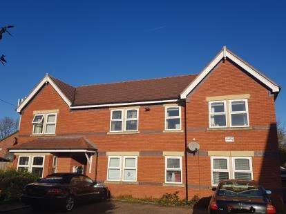 8 Bedrooms Flat for sale in Station Approach House, Station Road, Crewe, Cheshire