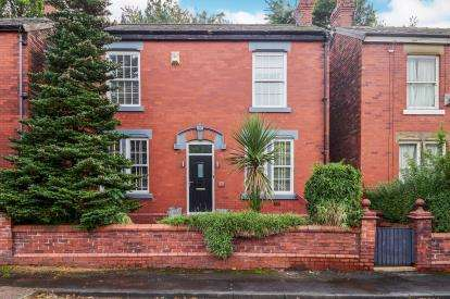 4 Bedrooms Detached House for sale in Mottram Old Road, Gee Cross, Hyde, Greater Manchester