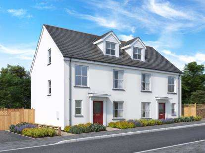 4 Bedrooms Semi Detached House for sale in St. Agnes, Cornwall