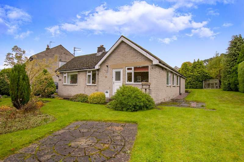 3 Bedrooms Detached Bungalow for sale in Fern Hollow, Sough Lane, Calver, S32 3WY