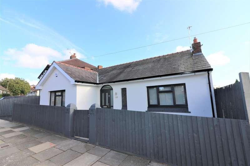 2 Bedrooms Bungalow for sale in School Lane, Wallasey, CH44 2DW