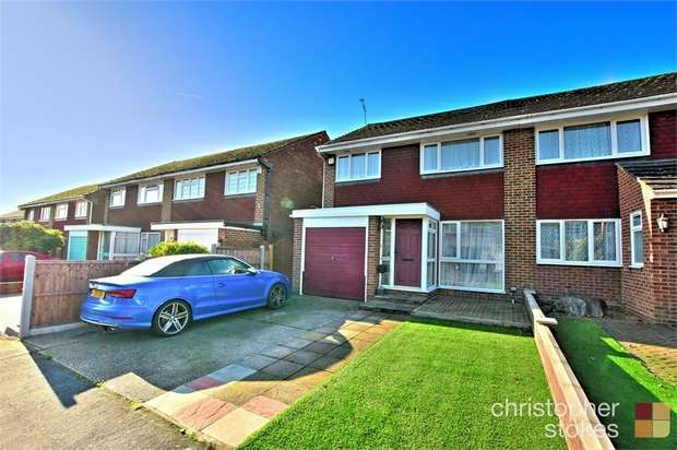 5 Bedrooms Semi Detached House for sale in Blackdale, Cheshunt, Hertfordshire