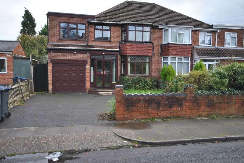5 Bedrooms Semi Detached House for rent in Livingstone Road, Kings Heath B14