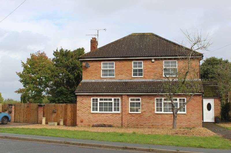 4 Bedrooms Detached House for sale in Badgeworth Lane, Cheltenham, Gloucestershire