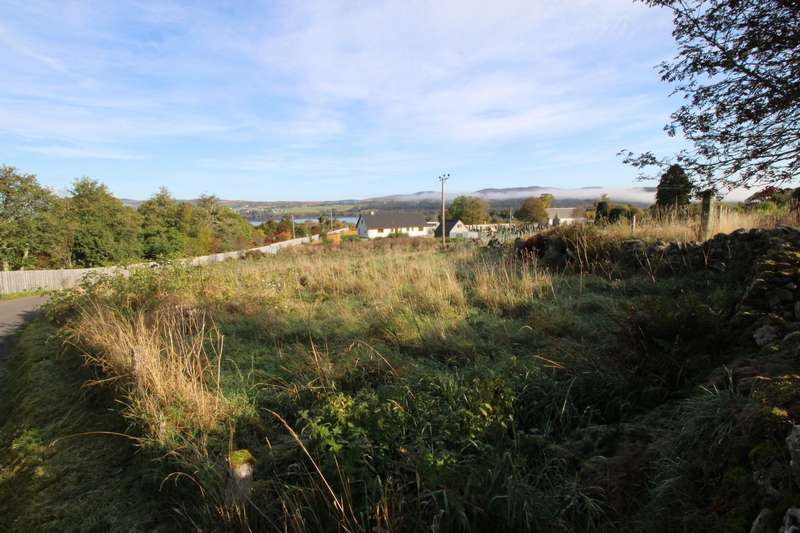 Land Commercial for sale in The Plot Kincardine Hill, Ardgay, Sutherland, IV24