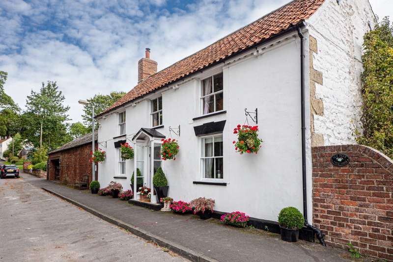 4 Bedrooms Detached House for sale in Back Street, Wold Newton, Driffield, East Yorkshire, YO25