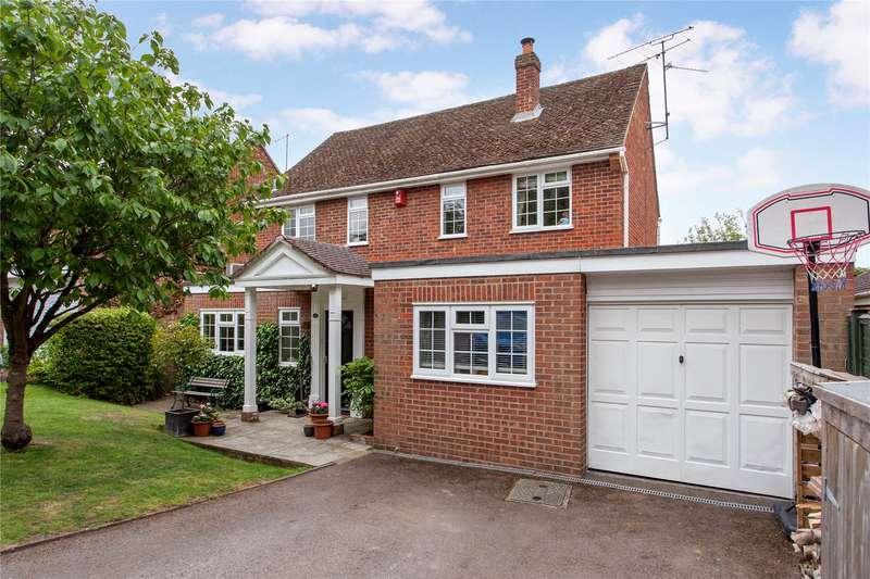 4 Bedrooms Detached House for sale in McCraes Walk, Wargrave, Berkshire, RG10