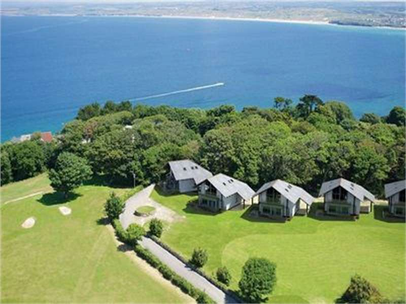 5 Bedrooms Detached House for sale in Castle Approach, Tregenna Castle Hotel, ST IVES, Cornwall