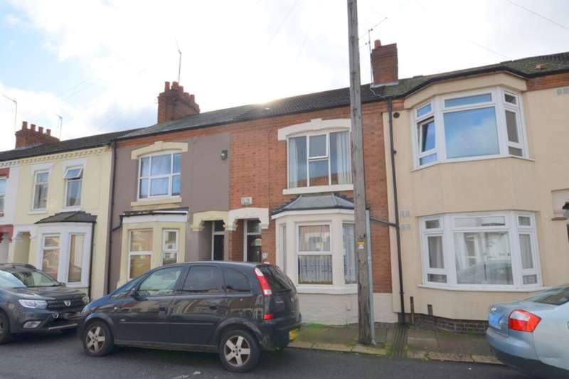 2 Bedrooms Property for sale in Euston Road, Far Cotton, Northampton, NN4