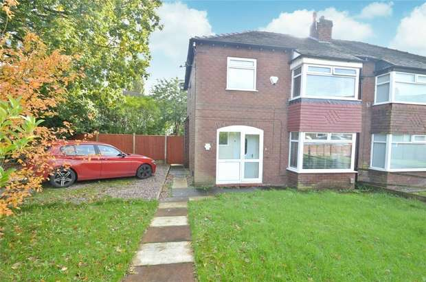 3 Bedrooms Semi Detached House for sale in Vernon Road, Bredbury, Stockport, Cheshire