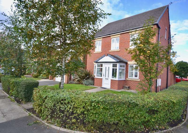 4 Bedrooms Detached House for sale in Westfields Drive, Bootle, Liverpool, L20