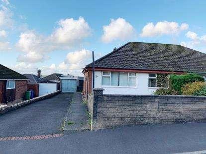 2 Bedrooms Bungalow for sale in Hardman Close, Knuzden, Blackburn, Lancashire