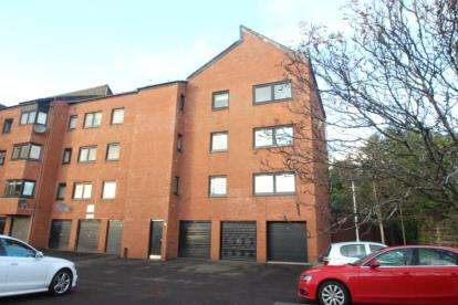 2 Bedrooms Flat for sale in Fruin Court, 61 East King Street