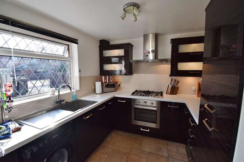 3 Bedrooms End Of Terrace House for sale in Bowley Walk, Cannon Park, Middlesbrough, TS1 5NB